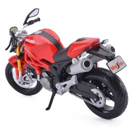 Ducati Monster 696 red 1:12 Maisto