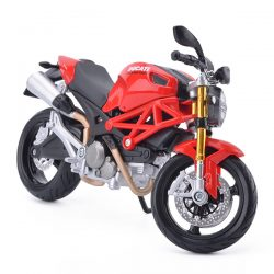 Ducati Monster 696 red 1:12 Maisto
