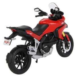 Ducati Multistrada 1200S red 1:12 Maisto