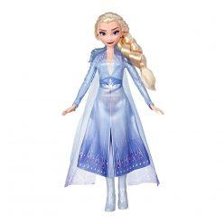 Елза от Замръзналото Кралство 2 - Elsa Fashion DollHasbro E6709 Disney Frozen 2