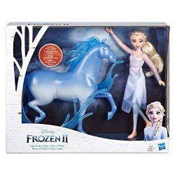 Елза и Нок от Замръзналото Кралство 2 Elsa and The Nokk Frozen 2 Hasbro E5516