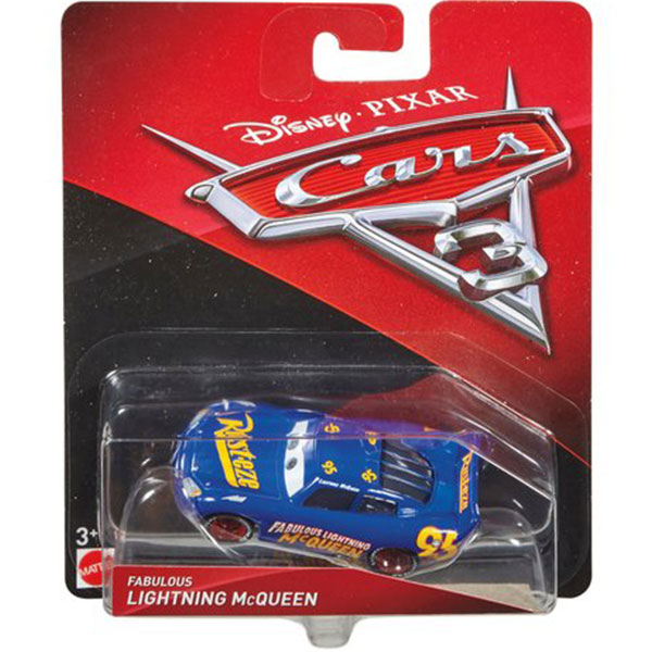 Fabulous Lightning McQueen - Удивителния МакКуин - Disney / Pixar Cars