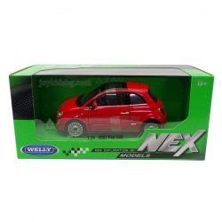 Fiat 500 (2007)  1:24 Welly