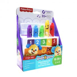 Fisher-Price Laugh & Learn Colorful Mood Crayons packet