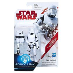 First Order Flametrooper Star Wars The Last Jedi Force Link E0521/C1503