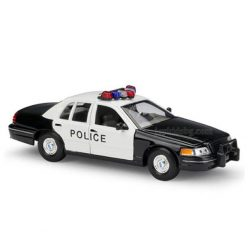 Ford Crown Victoria 1999 police Welly 1:24