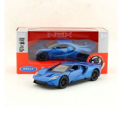 Ford GT (2017) син 1:34÷1:39 Welly