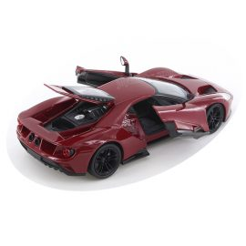 Ford GT (2017) red 1/24 Welly