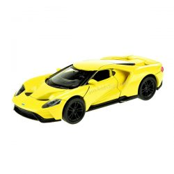 Ford GT (2017) жълт 1:(34-39) Welly
