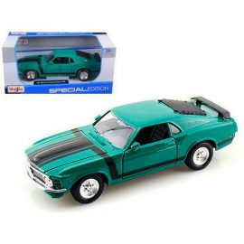 Ford Mustang Boss 302 (1970) 1:24 Maisto 31943