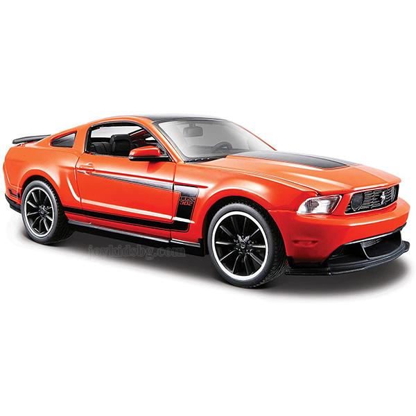 Ford Mustang Boss 302 1:24 Maisto 31269