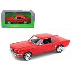 1964-1/2 Ford Mustang Coupe Welly 1:24