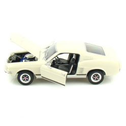 Ford Mustang GT 1967 1:24 Welly 22522W