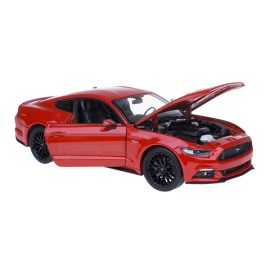 Ford Mustang GT (2015) red 1:24 Welly