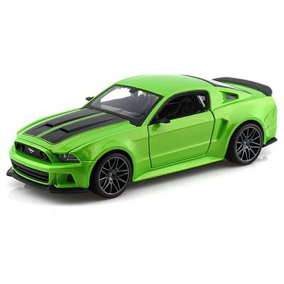 Ford Mustang Street Racer 2014 1:24 Maisto 31506