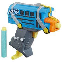 Fortnite Micro Battle Bus Nerf Micro Shots E6752/E6741