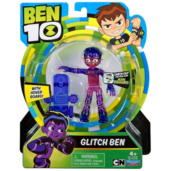 Glitch Ben packet