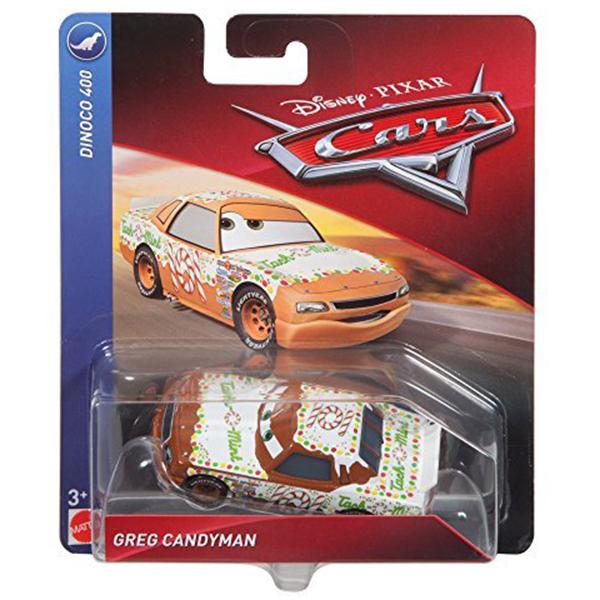 Greg Candyman Cars DINOCO 400