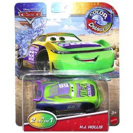 H.J. Hollis с промяна на цвета - Disney / Pixar Cars Color Changers