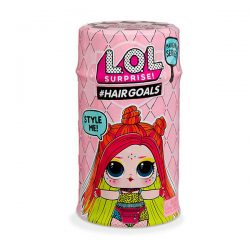 Кукла L.O.L. 15 Surprise Hairgoals, с коса  MGA LOL Surprise Doll Makeover series Hairgoals Tots