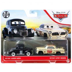 Heyday Junior Moon & Heyday Leroy Heming - Disney / Pixar Cars
