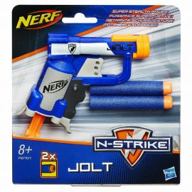 JOLT пистолет с 2 стрели NERF N-STRIKE A0707