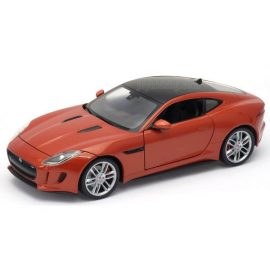 Jaguar F-type Coupe 1:(24-27) Welly