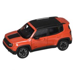Jeep Renegade Trailhawk red 1:24 Welly