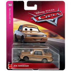 Jen Tansedan - Disney / Pixar Cars