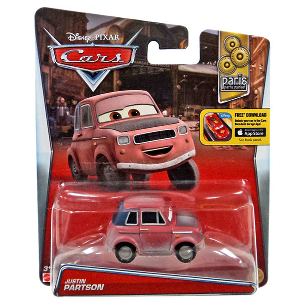 Justin Partson Cars