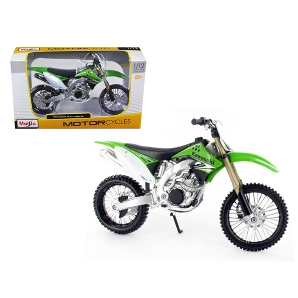 Kawasaki KX 450F 1:12 Maisto with box
