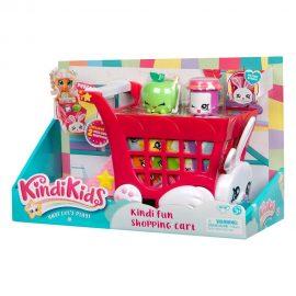 Количка за пазаруване Kindi Kids Shopping Cart 50001