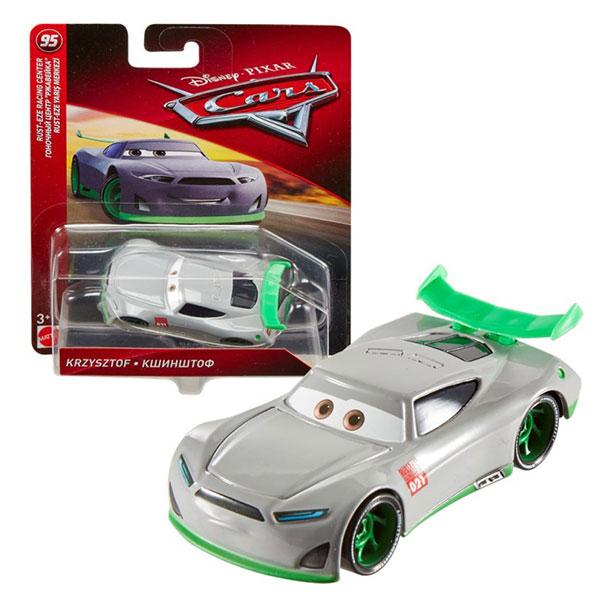 Krzysztof - Disney / Pixar Cars Rust-Eze Racing Center