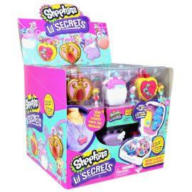 Shopkins Lil' Secrets Lockets box