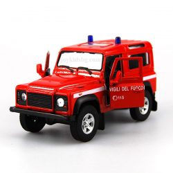 Land Rover Defender умален модел 1:34÷1:39 Welly