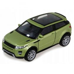 Land Rover Range Rover Evoque green (зелен) 1:(34-39) Welly
