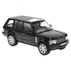 Land Rover Range Rover black Welly 1:24