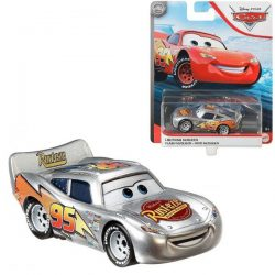 Lightning McQueen сребрист Disney / Pixar Cars