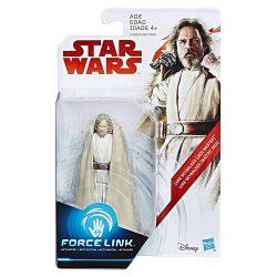 Luke Skaywalker (Jedi Master) Force Link C1509/C1503