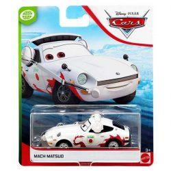 Mach Matsuo - Disney / Pixar Cars
