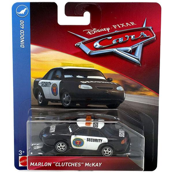 "Marlon ""Clutches"" McKay - Disney / Pixar Cars Dinoco 400"