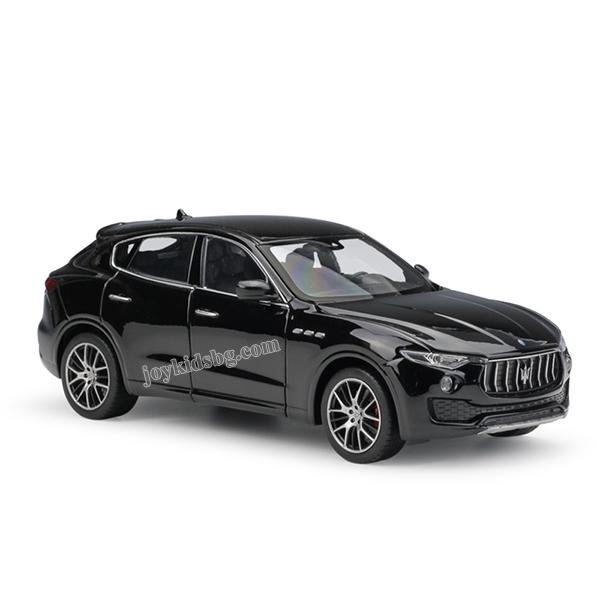 Maserati Levante черно 1:(24-27) Welly