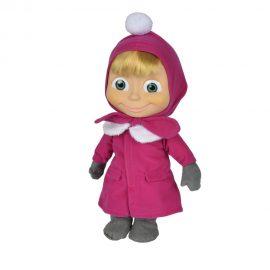 Маша с меко тяло. Masha Soft Bodied Doll 40cmSIMBA 109301676