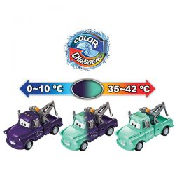 Mater - Матю с промяна на цвета - Disney / Pixar Cars Color Changers