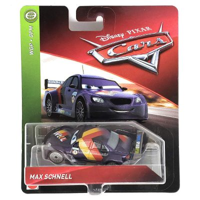 Max Schnell WGP GPM - Disney / Pixar Cars