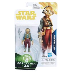 Maz Kanata фигура Star Wars Force Link 2.0 E1676/E0323