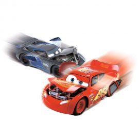 McQueen & Jackson Storm Crazy Crash