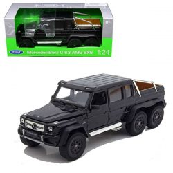 Mercedes Benz G63 AMG 6x6 1:24 Welly
