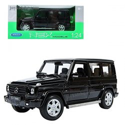 Mercedes Benz G Class Black 1:24 Welly with a BOX