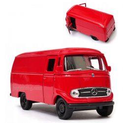 Mercedes-Benz L319 червен 1:34÷1:39 Welly